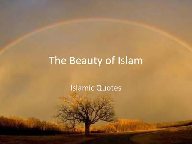 'Tunjukkan Keindahan Islam dengan Sederhana'
