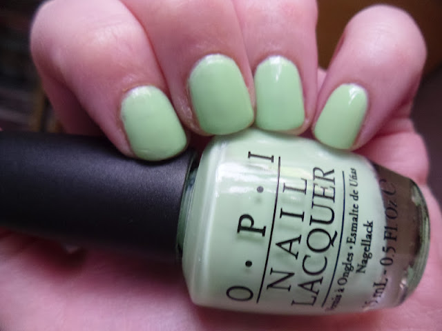 OPI Gargantuan Green Grape