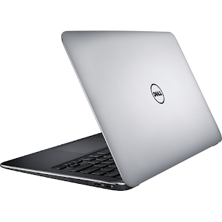 """Dell XPS13-1000SLV - XPS Ultrabook 13.3"""" Laptop - 4GB Memory - 128GB Solid State Drive - Silver"""