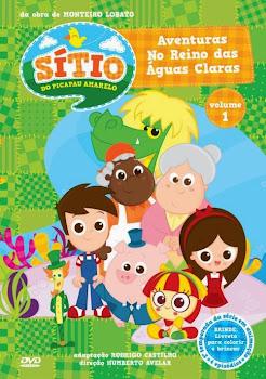 Sítio Do Pica Pau Amarelo: Aventuras No Reino Das Águas Claras Vol.1