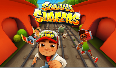 Download Free Game Subway Surfers For PC