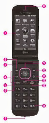 lg exalt user manual download
