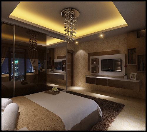 Design Interior Di Green Bay Pluit