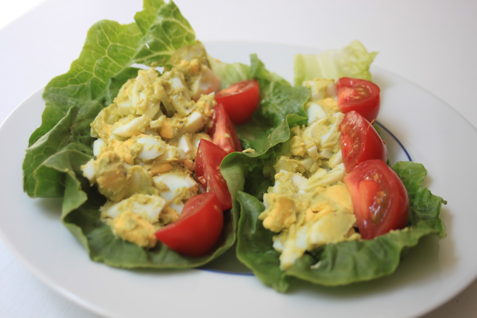 Good Clean Fun: Avocado Egg Salad