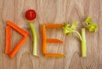 cara kuruskan badan secara semulajadi, makanan diet, makanan tambahan, petua cantik