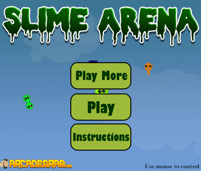 Unblocked Game : Slime Arena
