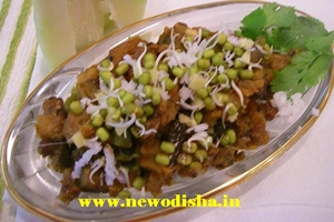How to Make Vegetable Mixture Recipe (Pariba Ghanta)
