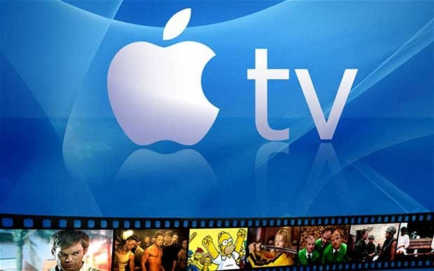 apple TV 3 1080p A6 processor latest