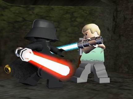 Lego star wars ii the original