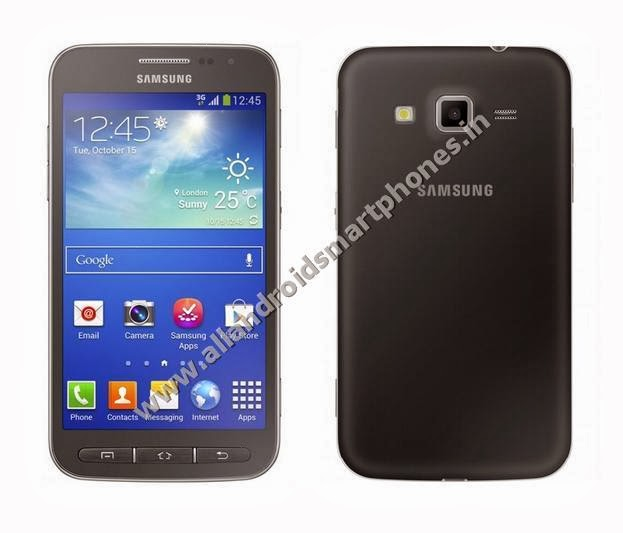 Samsung Galaxy Core Advance 3G Wi-Fi Android Smartphone Black Color Front Back Photos Images Review