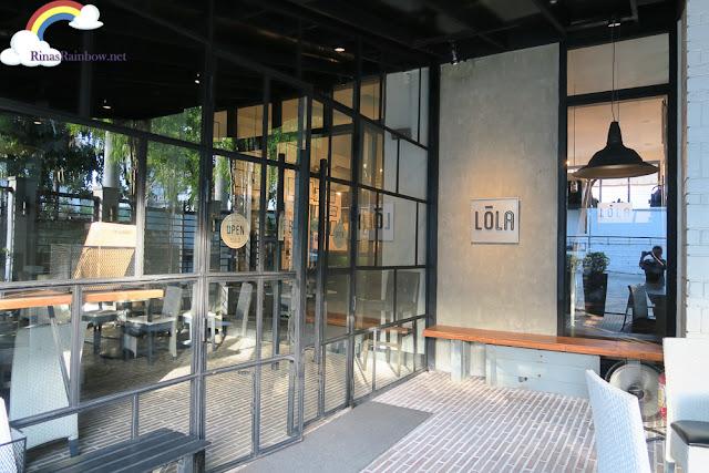 Lola Cafe QC