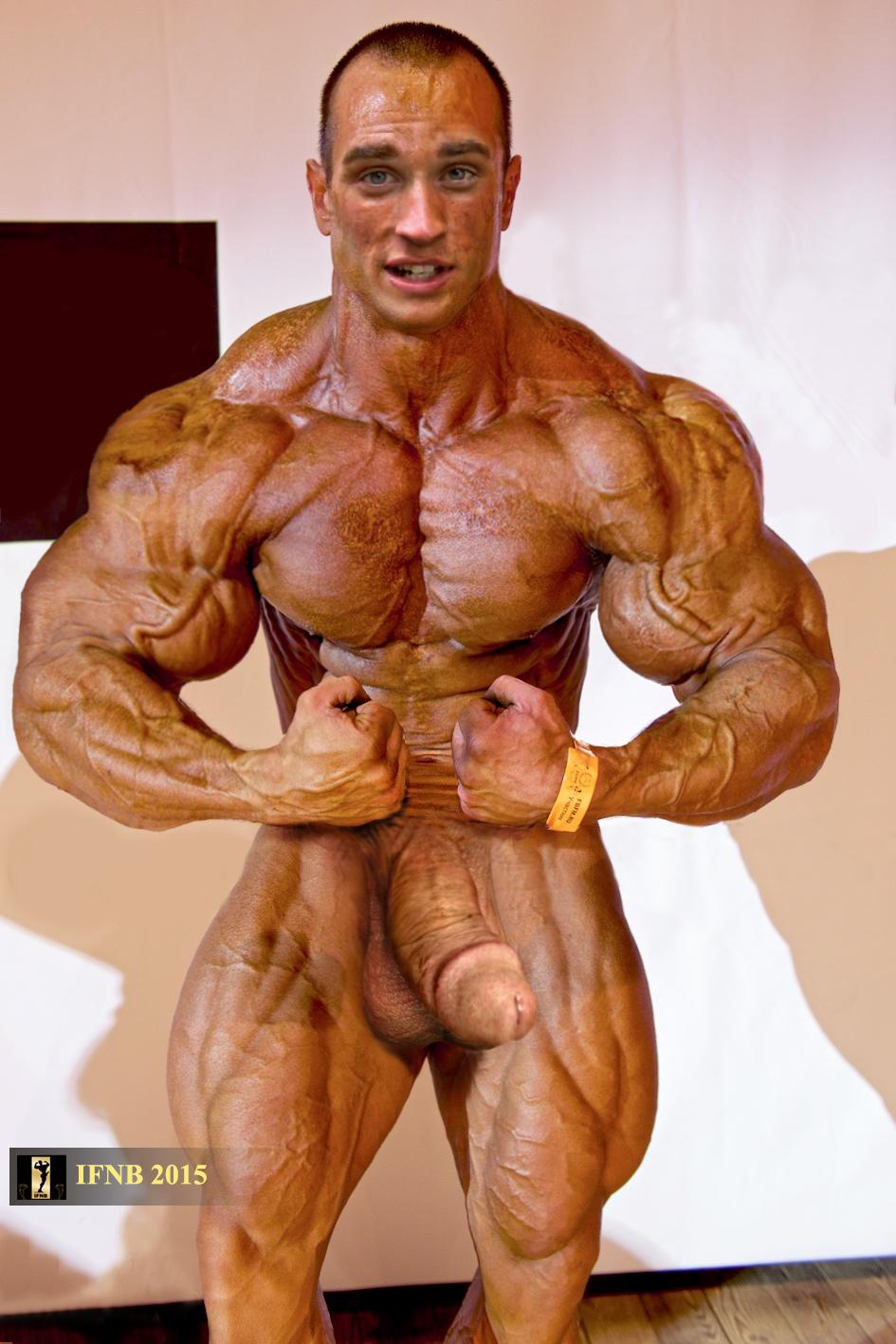 Monster Fest Bodybuilders Cock