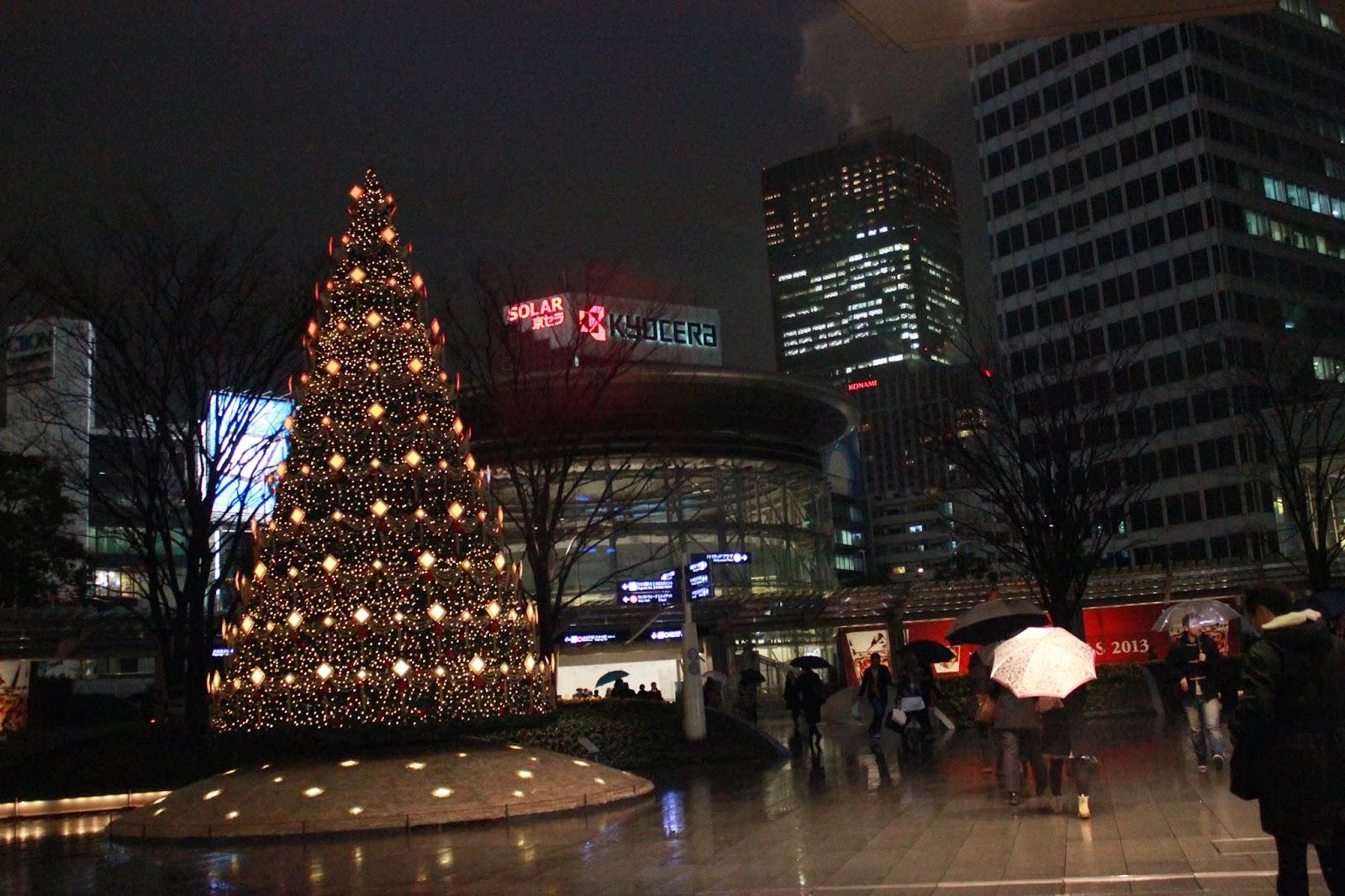 Roppongi Christmas Tree