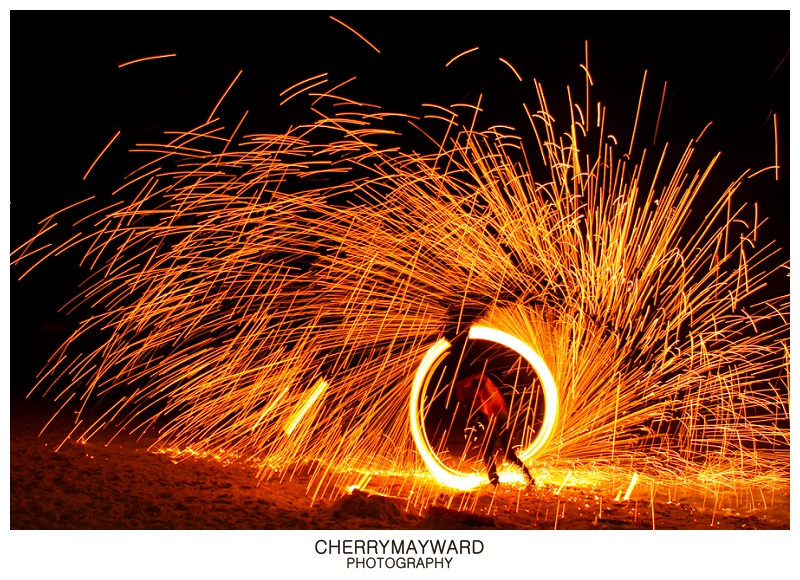 Fire Dancer and Fireshow, Koh Samui, Thailand Destination wedding