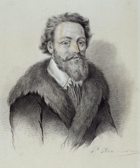 Penemu Kapal Selam - Cornelius Van Drebbel