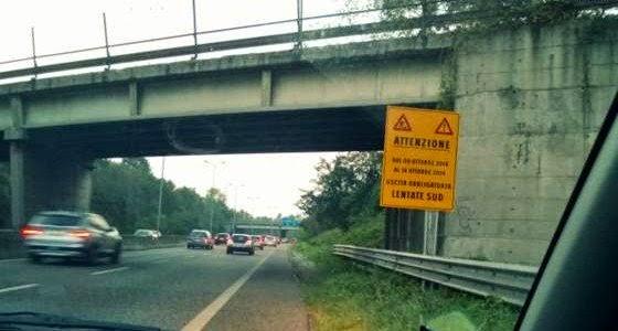 Padernoforum pedemontana superstrada milano meda chiusa for Meda provincia di