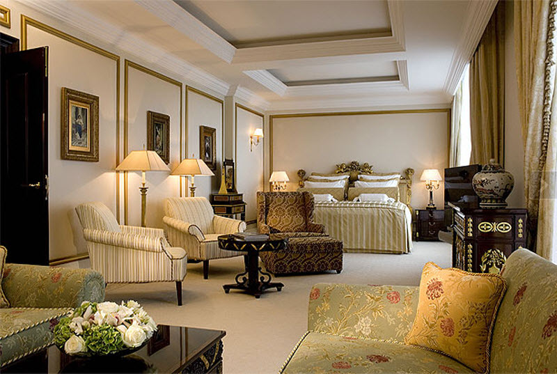 Koolpiccs world most expensive hotel rooms for Most expensive hotel room