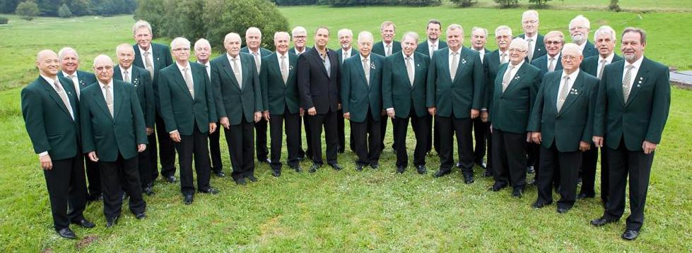 Mein Männerchor (Boygroup) aus Völkersbach