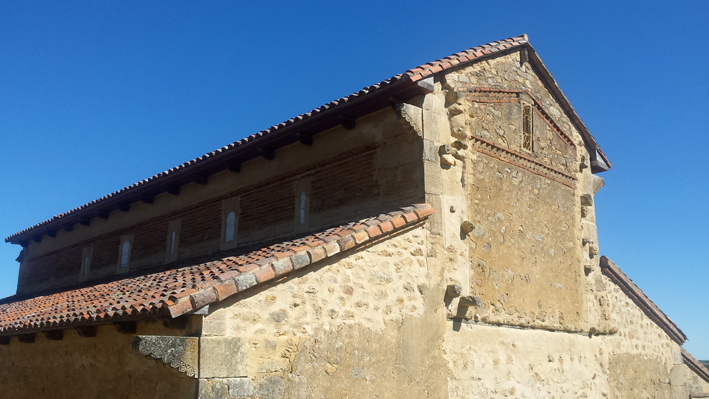 San Miguel de la Escalada - Arte Mozárabe