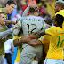 Nos pênaltis, Brasil passa pelo México e enfrentará a Colômbia, que venceu o Uruguai por 2x0