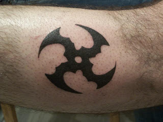 Shuriken Tattoos