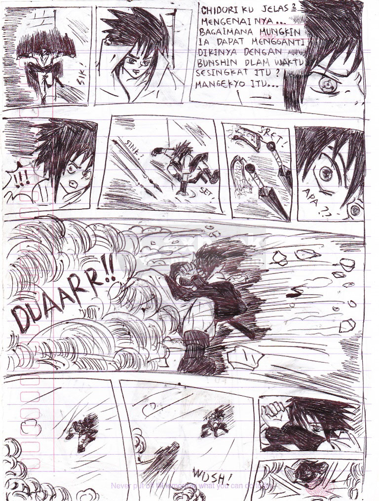 Uchiha vs Uchiha-05 (by Ax !) - Jika Gambar Tidak Keluar, Silahkan Tekan F5
