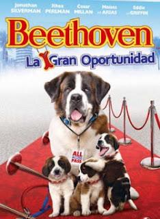 Poster de Beethoven 6: La gran oportunidad
