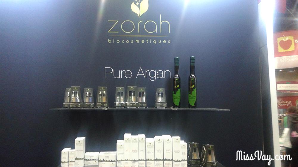 Zorah Expo Manger Santé Vivre Vert 2015