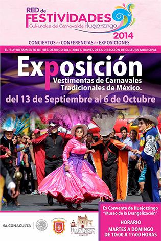 Red de Festividades en Huejotzingo