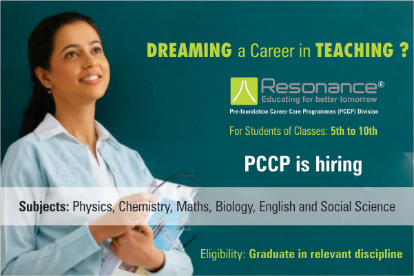 Dreaming a career in Teaching