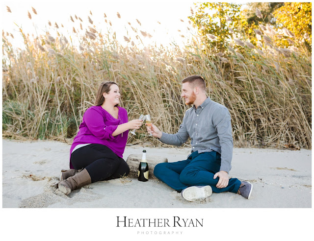 Mayo Beach Engagement Photos