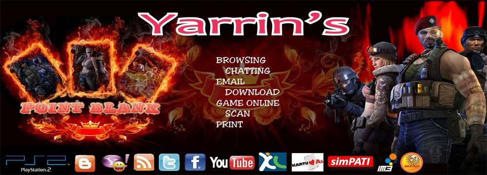 Yarrin's