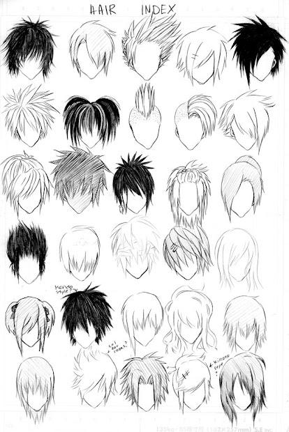 meu mundo otaku desenhado estilo