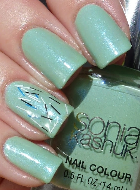 Fairy Princess, Sonia Kashuk, Bellybutton Lint, swatch