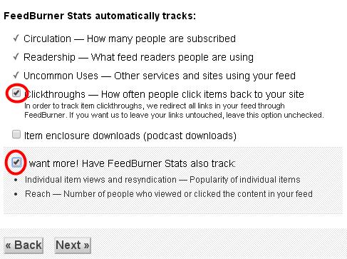 Daftar RSS Feedburner Dan Berlangganan Email Untuk Blog 4