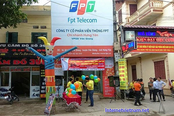 Văn Phòng FPT Tại Văn Giang, Hưng Yên