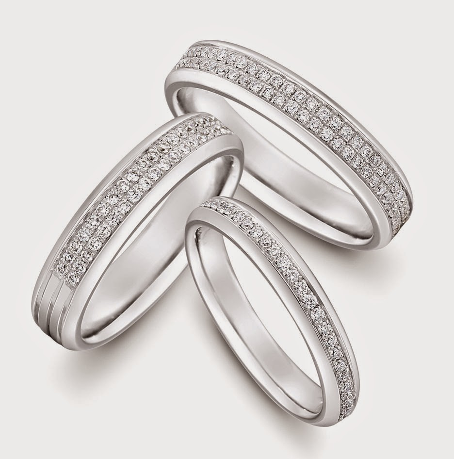 Most Gorgeous Diamond Wedding Rings For Him Pictures HD