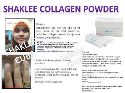 Rahsia Collagen, Perbezaan Collagen, Shaklee Collagen Powder Testimoni Collagen Powder, Shaklee Collagen Powder Testimoni Collagen Powder, Pengedar Sah Shaklee, Shaklee Utara, Shaklee Penang,
