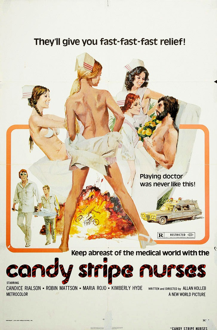 Candy Stripe Nurses (1974)