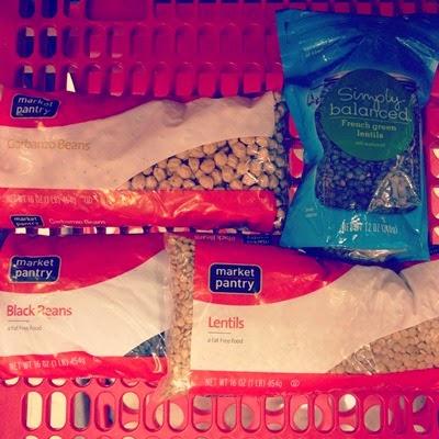Vegan Vegetarian Food Groceries Target Dried Legumes Beans and Lentils
