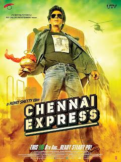 Watch Chennai Express 2013 Hindi Movie Online