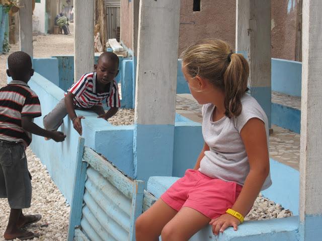 Casa de la Palabra - Fadiouth, Senegal