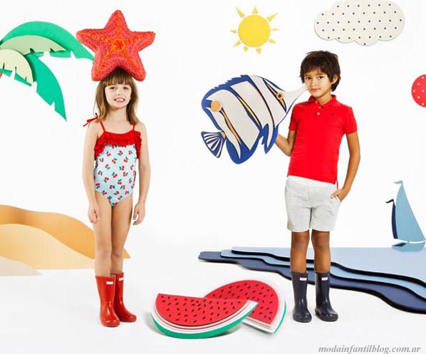 ropa para chicos primavera verano 2014