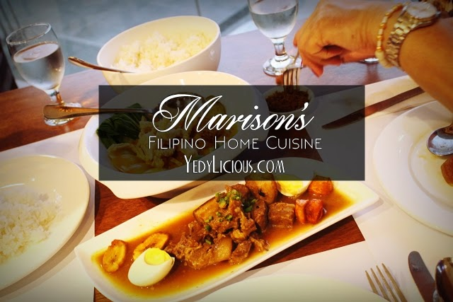 Marison's Antipolo, Restaurants in Antipolo, Where To Eat In Antipolo, Antipolo Food Trip Blog, Marison's Filipino Restaurant, Marison's Antipolo Blog Review Menu Address Website Price Facebook Twitter Instagram