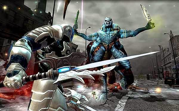 Download Free FPS Games - Hellgate London