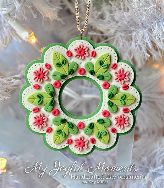 adornos de navidad con pasta flexible o goma eva - Adornos Navideos De Goma Eva