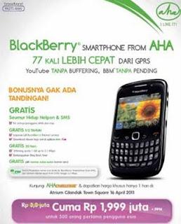 Blackberry Aha Curve 8530