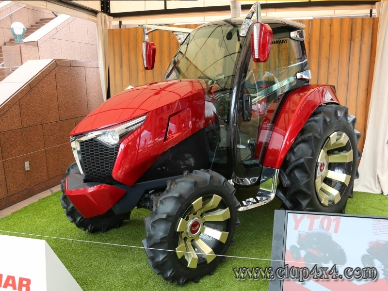 Tractors Farm Machinery Yanmar Special Edition