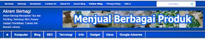 InfoDariBlogspot dan Akram Berbagi – Blog berisi Info Gadget dan Info Menarik terbaru