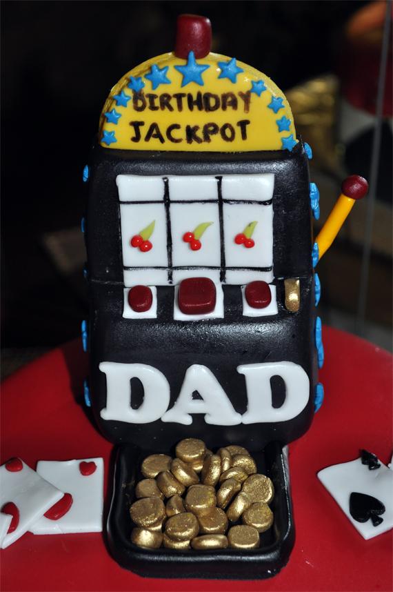 Delanas Cakes Casino Cake